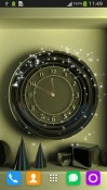 Wall Clock Android Mobile Phone Wallpaper