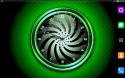 Hypno Clock Android Mobile Phone Wallpaper