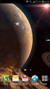 Planetscape 3D Android Mobile Phone Wallpaper