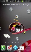 Rain Drop QMobile NOIR A10 Wallpaper
