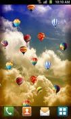 Hot Air Balloon QMobile NOIR A10 Wallpaper
