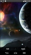 Space Planets Android Mobile Phone Wallpaper