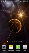 Space Explorer 3D Android Mobile Phone Wallpaper