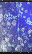 Snowflakes Android Mobile Phone Wallpaper