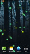 Fireflies Realme U1 Wallpaper