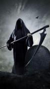 Grim Reaper Android Mobile Phone Wallpaper