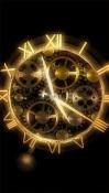 Clock Work QMobile NOIR A10 Wallpaper