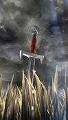 Swords Grass QMobile NOIR A10 Wallpaper