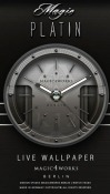 Designer Clock Android Mobile Phone Wallpaper