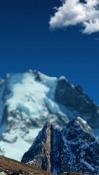 High Mountains QMobile NOIR A10 Wallpaper