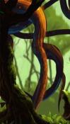 Mossy Forest Meizu M9 Note Wallpaper