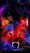 Neon Animals Android Mobile Phone Wallpaper