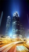 City At Night Asus Zenfone 4 Selfie Lite ZB553KL Wallpaper