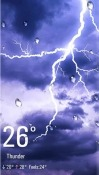 Real Time Weather Android Mobile Phone Wallpaper
