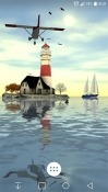 Lighthouse 3D Android Mobile Phone Wallpaper