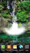 Waterfall Huawei Ascend Plus Wallpaper