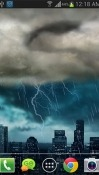 Thunderstorm Micromax Canvas Infinity Wallpaper
