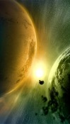 Planets Android Mobile Phone Wallpaper