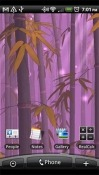 Bamboo Forest LG Aristo 2 Wallpaper