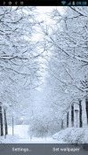 Winter Alcatel 5 Wallpaper
