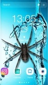 Spider 3D Alcatel Idol 5 Wallpaper