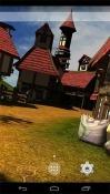 Cartoon Village 3D Asus Zenfone 4 Pro ZS551KL Wallpaper