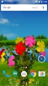 Hibiscus 3D Coolpad Mega 5A Wallpaper