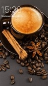 Coffee ZTE Blade V10 Wallpaper