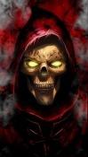 Death Skull Motorola Moto Z4 Force Wallpaper