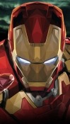 IronMan Android Mobile Phone Wallpaper