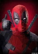 Deadpool LG G3 Stylus Wallpaper