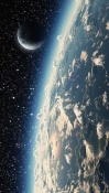 Planet LG Optimus G E970 Wallpaper