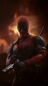 Deadpool BLU Advance L5 Wallpaper