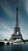 Eiffel Tower Lenovo M10 FHD REL Wallpaper