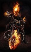 Ghost Rider Lenovo M10 FHD REL Wallpaper