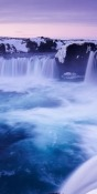 Waterfall Energizer Power Max P8100S Wallpaper