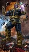 Thanos Lenovo M10 Plus Wallpaper