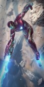 Ironman Prestigio MultiPad 4 Ultimate 8.0 3G Wallpaper