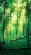 Forest Android Mobile Phone Wallpaper