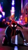 Spiderman Sony Xperia 10 Plus Wallpaper