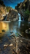 Waterfall Vivo iQOO U1 Wallpaper