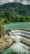 Waterfall  Mobile Phone Wallpaper