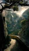 Waterfall Celkon Q3K Power Wallpaper