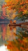 Autumn Lake Lenovo Tab3 10 Wallpaper