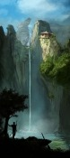 Waterfall BLU Tank Xtreme Wallpaper