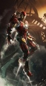 Ironman QMobile Smart View Max Wallpaper
