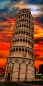 Tower Of Pisa  Mobile Phone Wallpaper