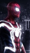 Spiderman Samsung Galaxy S21 Ultra 5G Wallpaper