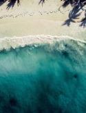 Beach HTC Desire 520 Wallpaper